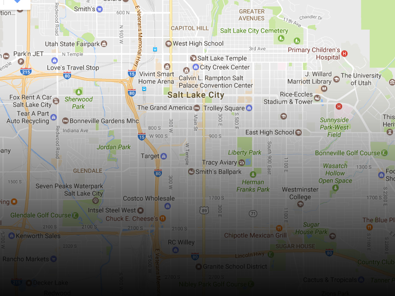 Get Directions to City Line Apartment Community located in Salt Lake City, UT